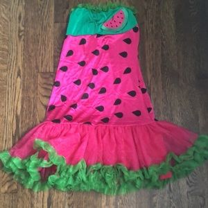 Watermelon Halloween costume adult